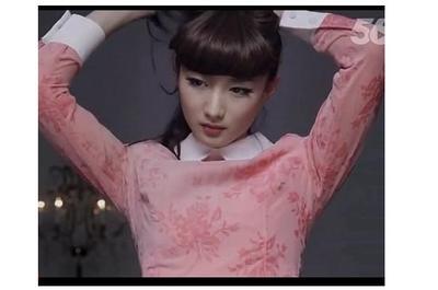 为何日本空手道美女走红